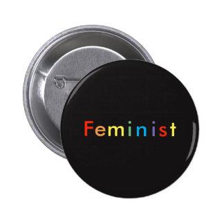 Féministe Pin's
