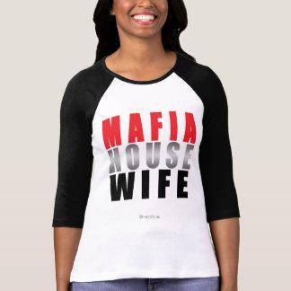 Femme au foyer de Mafia X 2 T-shirt