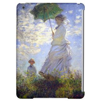 Femme avec un parasol par Claude Monet