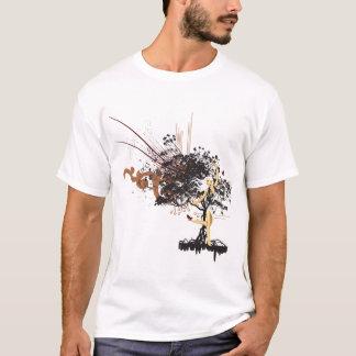 Femme d'arbre t-shirt
