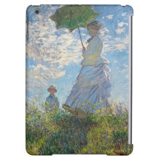 Femme de Claude Monet | avec un parasol