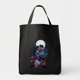 Femme de merveille de la ligue de justice #12 et sac