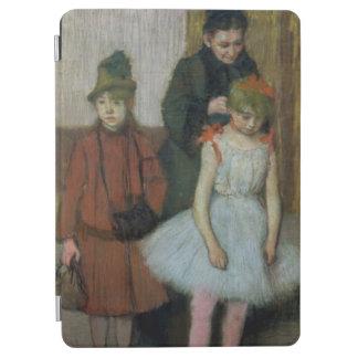 Femme d'Edgar Degas   avec deux petites filles Protection iPad Air
