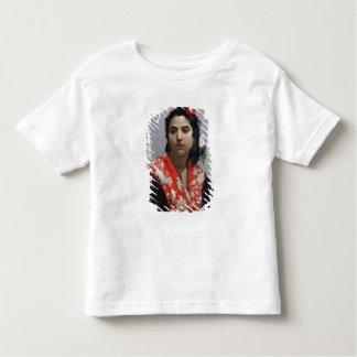 Femme gitane t-shirt pour les tous petits