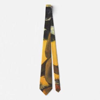 Femme par la mer par Paul Gauguin, beaux-arts Cravates