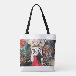 Femme puissante sac
