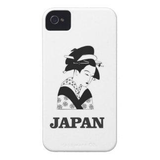 femme traditionnelle du Japon Coques iPhone 4