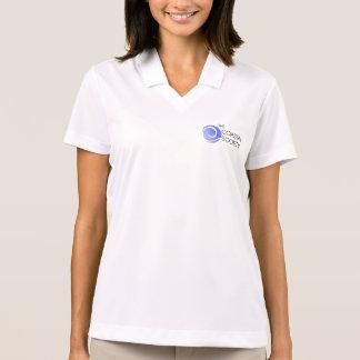 Femmes de logo de TCS (petit) - supérieures Polo