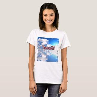 Femmes de logo de Tipton628 T-shirt