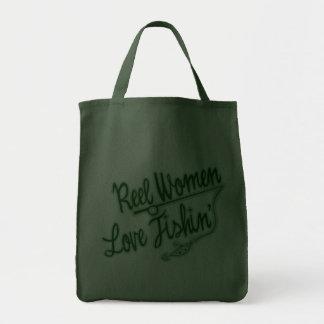 Femmes de pêche d amour de femmes de bobine extéri sacs