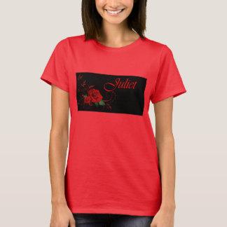Femmes Romeo et Juliet de T-shirt de couples de