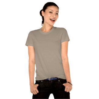 Femmes sauvages augmentant T organique T-shirt