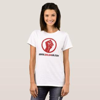 Femmes souterraines W de T-shirt de Salsa