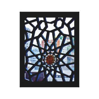 Fenêtre de Jeddah Toiles