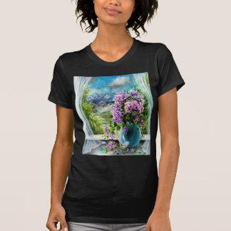 Fenêtre de ma conception du monde t-shirt