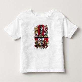 Fenêtre dépeignant l'ascension, c.1145 t-shirt pour les tous petits