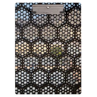 Fenêtre géométrique de trellis, Inde
