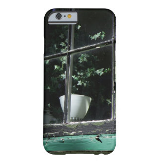 Fenêtre verte coque iPhone 6 barely there