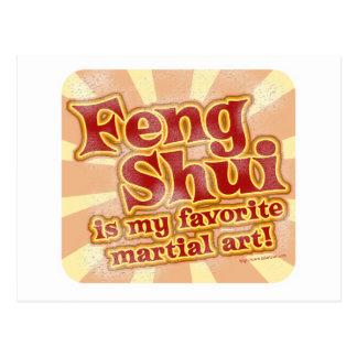Feng Shui 2 Carte Postale