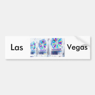 Fentes de Las Vegas Autocollant Pour Voiture