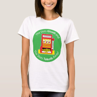 Fentes Giveth et Taketh T-shirt
