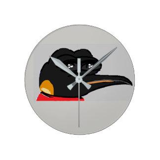 FEPE (alt.) (gris) Horloge Ronde