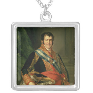Ferdinand VII 1808-11 Pendentif Carré