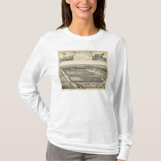 Ferme de Berggren, Nébraska T-shirt