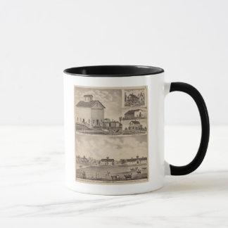 Ferme d'Oakwood, Minnesota Mug