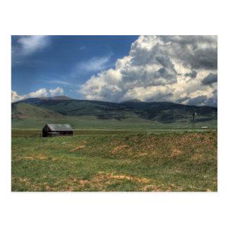Ferme du Colorado Carte Postale