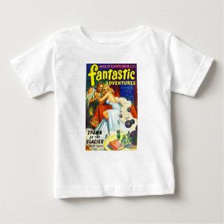 Fermez la fenêtre t-shirt pour bébé