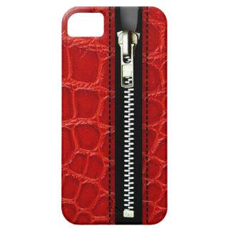 Fermez- la fermeture éclairle - Trompe - l ' Coques iPhone 5 Case-Mate