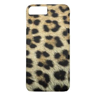 Fermez-vous des taches de léopard, Afrique Coque iPhone 7 Plus