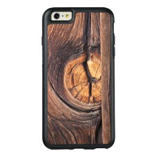 Fermez-vous d'un noeud en bois, la Californie Coque OtterBox iPhone 6 Et 6s Plus