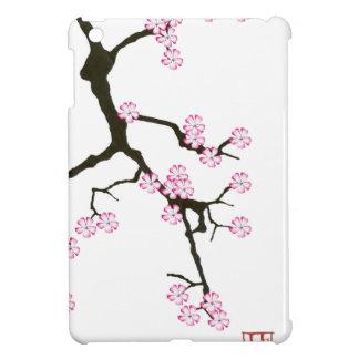 Fernandes élégant Sakura 7 chanceux Coques iPad Mini