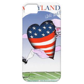 fernandes élégants bruyants et fiers du Maryland, Coques iPhone 5 Case-Mate