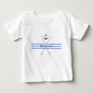 fernandes élégants, régate 10 t-shirt pour bébé