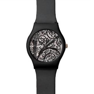 Ferronnerie décorative architecturale vintage montres