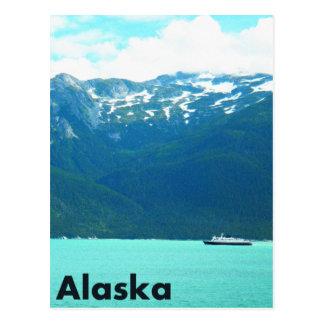 Ferry de l'Alaska Cartes Postales