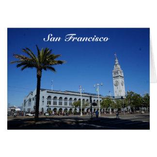 Ferry de San Francisco construisant la carte #2