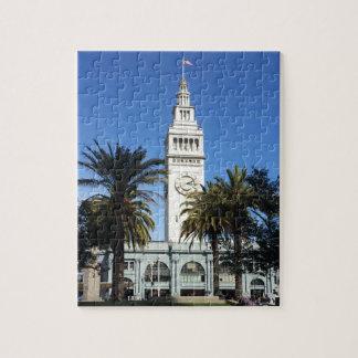 Ferry de San Francisco établissant la casse-tête Puzzles