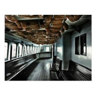 Ferry d'île de Toronto Carte Postale