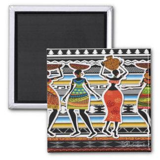 Festin africain aimants