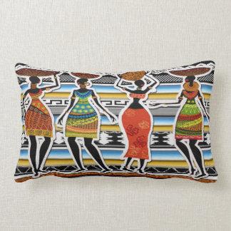 Festin africain oreiller