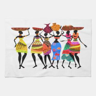 Festin africain serviette pour les mains