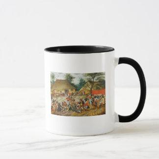 Festin de mariage mug