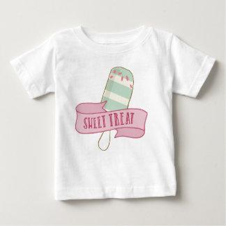Festin doux de barre de crème glacée t-shirt pour bébé