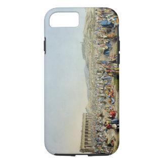 Festival à Athènes, pub. par J. Rodwell, 1830 Coque iPhone 8/7