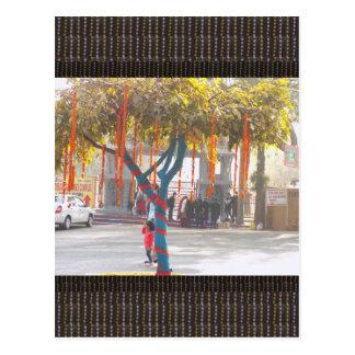 Festival Delhi de métiers d'arts de l'Inde de Cartes Postales