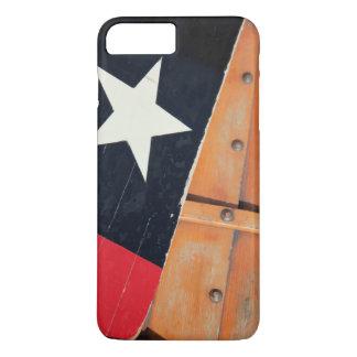 Festival en bois de bateau coque iPhone 7 plus